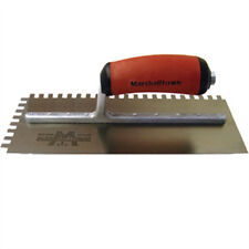 1/4 x 1/4 Inch Square-Notched Trowel From Marshalltown Auction Special!