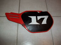 Honda Side cover left CR 125R   1985