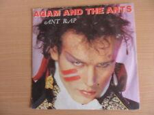 """ADAM  AND THE ANTS  ANT RAP   7""""  VINYL"""