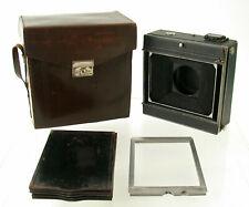 LINHOF 5x7 13x18 foldable Klapp Kamera camera Technika Präzisions /19K