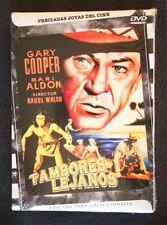 TAMBORES LEJANOS (DISTANT DRUMS): Gary COOPER (COLLECTOR EDITION DVD).Z1-6 NUEVA