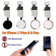 Home Button Key Flex Cable Replacement For Apple iPhone 7/7plus/8/8plus 4-colors