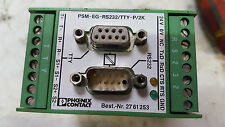 Phoenix PSGM-EG RS232/TTY Convertor