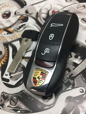 Porsche Key Porsche Key Fob FCC: ID 970 637 247 06.  315MHz Perfect Cosmetically