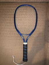 Wilson Racquet CLASSIC 18 In 7.5 In Plastic Blue Color With Tope Handle At End