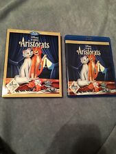 The Aristocats (Blu-ray/DVD, 2018) Disney Movie Club Exclusive