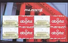 Philippines 2020 Generic 100th year Aboitiz  personalized MS/4 NH