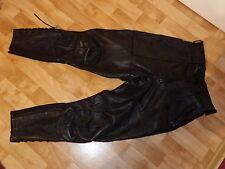 Motorradhose Breeches Lederhose Bikerhose Hein Gericke Vintage leather pants