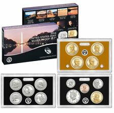 (1) 2014 United States Silver Proof Set in Original Box