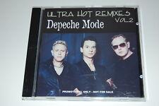 DEPECHE MODE - 'ULTRA HOT REMIXES' VOL.2 - EU PROMO CD