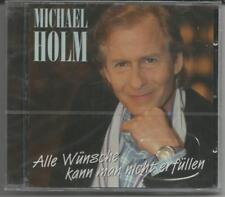 """Michael Holm """"Alle Wünsche kann man nicht erfüllen"""" CD 2000 NEU/OVP"""