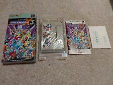 Rockman X 3 Mega Man X 3 Megaman X3 SFC Super Famicom Snes Jap Jp Import