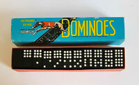 Vintage Greyhound Brand Dominoes Double Nines by Spears Games Complete