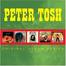 Original Album Series - 5 DISC SET - Peter Tosh (2014, CD New)
