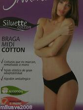Braga Braguita midi Isabel Mora algodón antialérgico costuras que no marcan