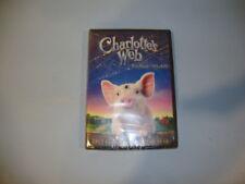Charlottes Web (DVD, 2013) New