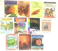 Children's McGraw Hill Wright Group Early Fluency Readers Set of 11 Books