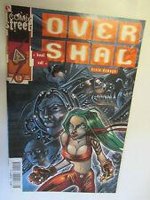 "Comix Street Numéro 2 d'Août 2000 ""Over Shal"" /Glénat"