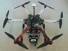 DJI F550 RC Hexacopter Naza V2 GPS FC 920Kv Motors 30A ESC 5.8GHz Fatshark Drone