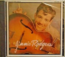 JIMMIE RODGERS - CD - Collectors Gold - Volume 13 - BRAND NEW