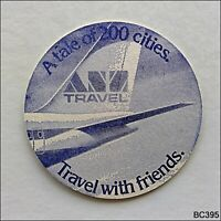 ANZ Travel A tale of 200 Cities Travel with friends Coaster (B395)