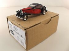 Club des Amis du 1/43  n° 6 Bugatti T50 HARRAH RENO NEVADA 1932 neuf 1/43 RARE