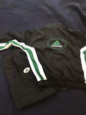 Vintage 90's Adidas Tracksuit Windbreaker Jacket and Pants Large L Excellent