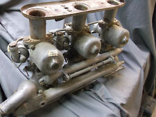Jaguar XKE E-type Series 1 Carburetor Set