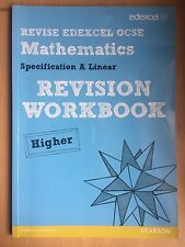REVISE Edexcel GCSE Mathematics Spec A Higher Revision Workbook