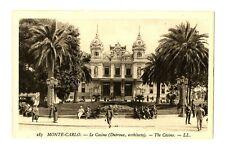 CPA Monaco Monte-Carlo Le casino animé