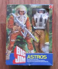 Mattel, Big Jim Global Command, Astros, Space Team Leader, Mint in Box