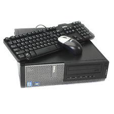 Dell Optiplex 7010 Desktop Intel Core i3 3.3GHz 8GB 1TB WIFI Windows 10 Pro