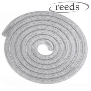 Heat Resistant Stove Rope For Woodburner Doors Flue Seals Reeds 6,8,10,12,15,25