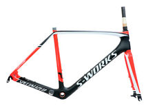 Specialized S-Works Tarmac Disc Di2 Frameset 58cm Fact 11r Carbon '16 New in Box