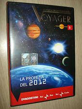 DVD N° 9 LA PROFEZIA DEL 2012 VOYAGER AI CONFINI DELLA CONOSCENZA