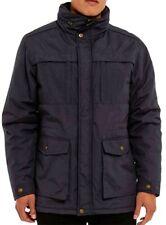 Chaqueta de abrigo para hombre Azul Cálido 3XL Showerproof capucha oculta Leer descripción Chicos