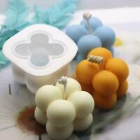 1 x DIY Candles Silicone Mould Aromatherapy Plaster Candle Handmade Tools X4Z4