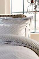 "Duvet Cover & Pillowcase Set 100% Cotton Origami ""Paper Birds"" Grey/White"