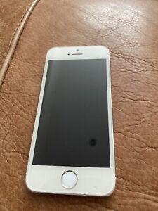 iphone 5s 16GB White - used