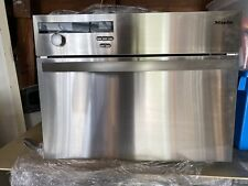 """Miele 24"""" Stainless Steel Built-in Convection Steam Oven DG 155-2"""