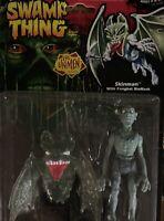 Swamp Thing Evil Unmen Skinman Action Figure w/ Fangbat BioMask GRADABLE