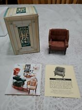 Take A Seat By Raine Billiard Room Item 24029 Biltmore Estate Coll Nib