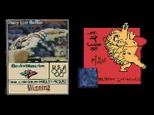 2 - 2000 Sydney Olympic Gymnastics Pins - B of A Mary Lou Retton & Millie Mascot