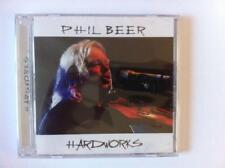 Phil Beer-Hard Works 2cds Inc Hard pourtant & The Works (NEW/SEALED) hardworks
