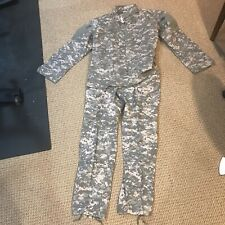 Military Camo Hunting Shirt And Pants Tencate Defender M Digital Size-Large Long
