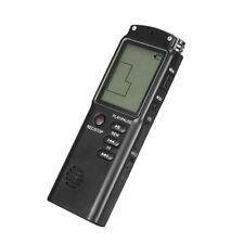 8GB Professional Voice Recorder USB Dictaphone Digital Audio Voice Recorder