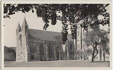 Ohio Real Photo RPPC Postcard CLEVELAND Old CHURCH of THE COVENANT