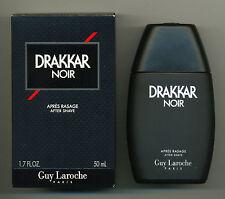 Guy Laroche Drakkar Noir After Shave Lotion Splash (NO SPRAY) 50ml New & Rare