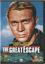 The Great Escape Steve Mcqueen James Garner (2009) Dvd Brand New Sealed