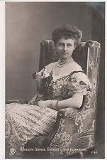 Vintage Postcard Duchess Sophia Charlotte of Oldenburg Princess Eitel Friedrich